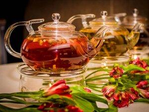 Чайные услуги